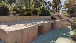 lithgow adventure playground sand pit
