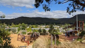 lithgow adventure park beautiful view