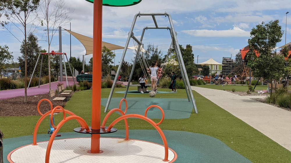 livvi's place elara marsden park play equipment