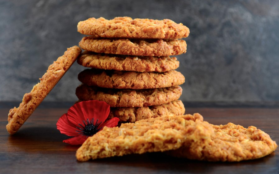 ANZAC Day Blue Mountains make ANZAC biscuits