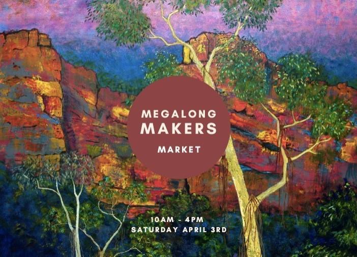 Megalong Maker's Market Blackheath Blue Mountains National Park