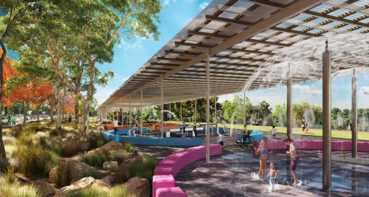 regatta park emu plains upgrade design
