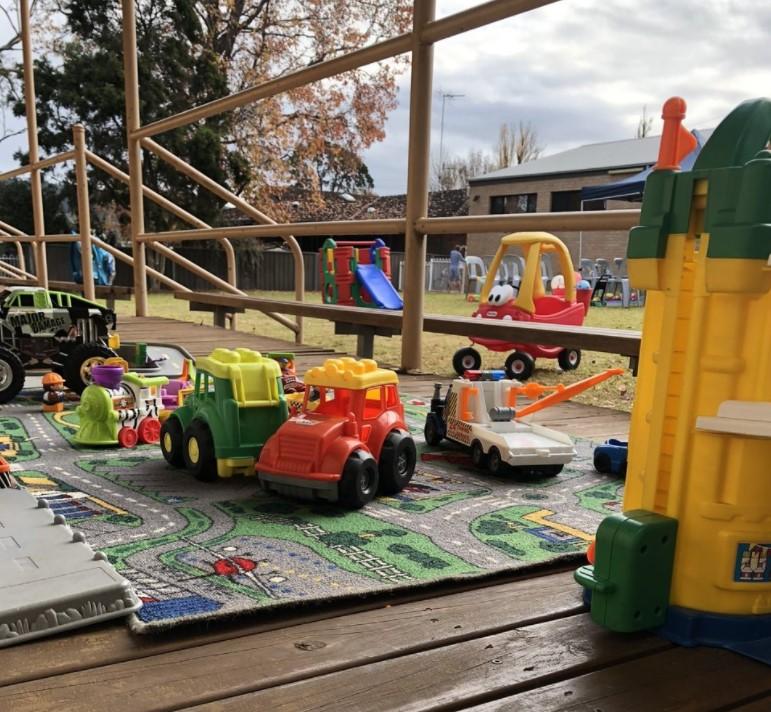 jump and jive emu plains anglican church toys