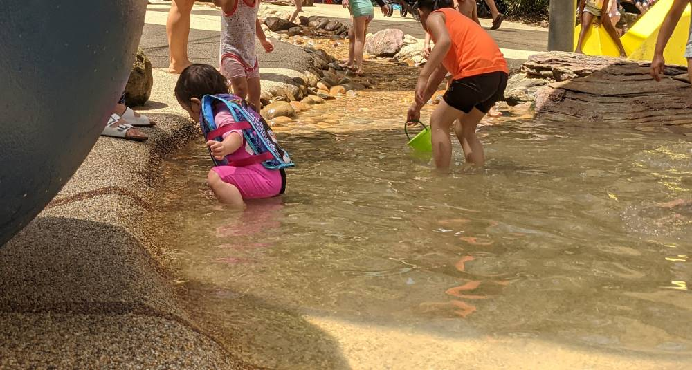 Putney Park water play