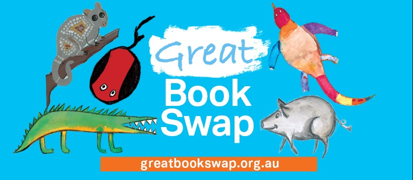 the great book swap blaxland lawson and katoomba blue mountains
