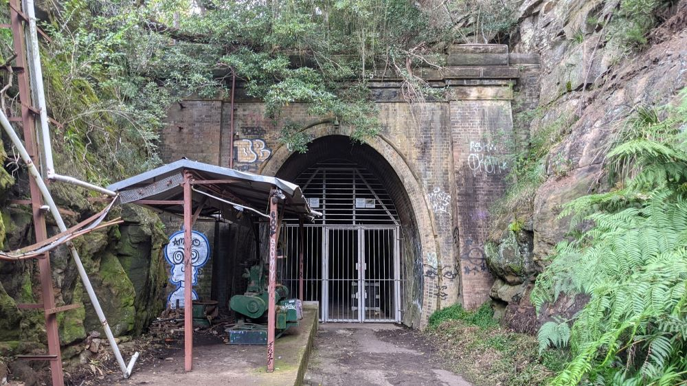 Things To Do In The Blue Mountains visit glenbrook tunnel