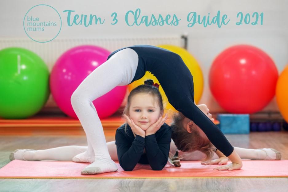 blue mountains term 3 classes guide