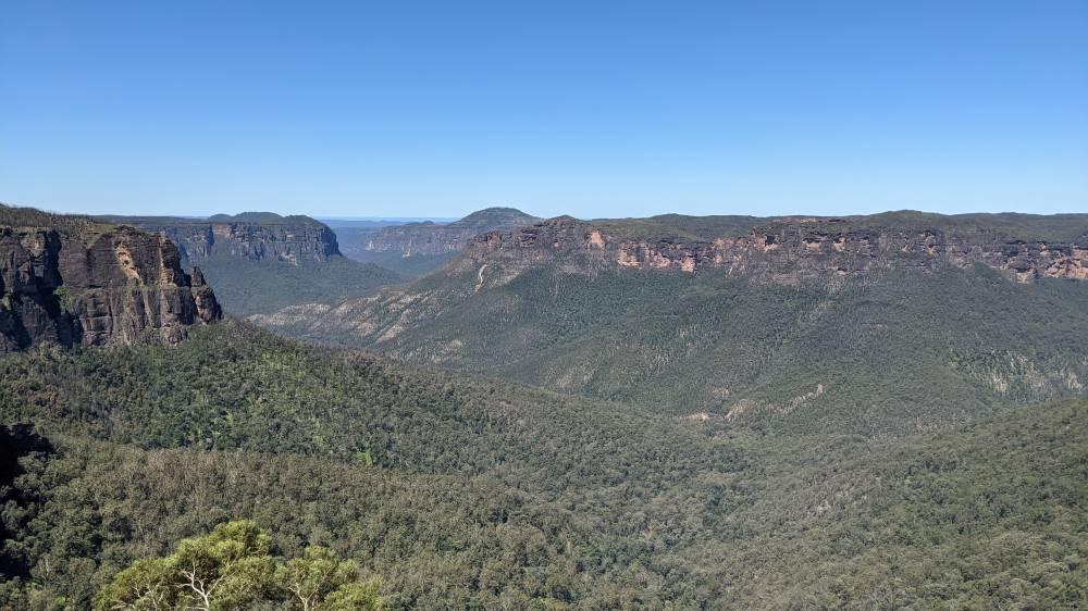 Sublime Point, Leura. govett's leap lookout
