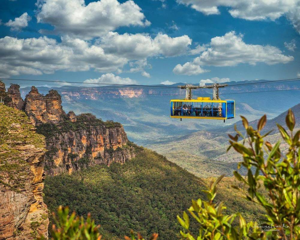 Things To Do In The Blue Mountains  scenic world katoomba