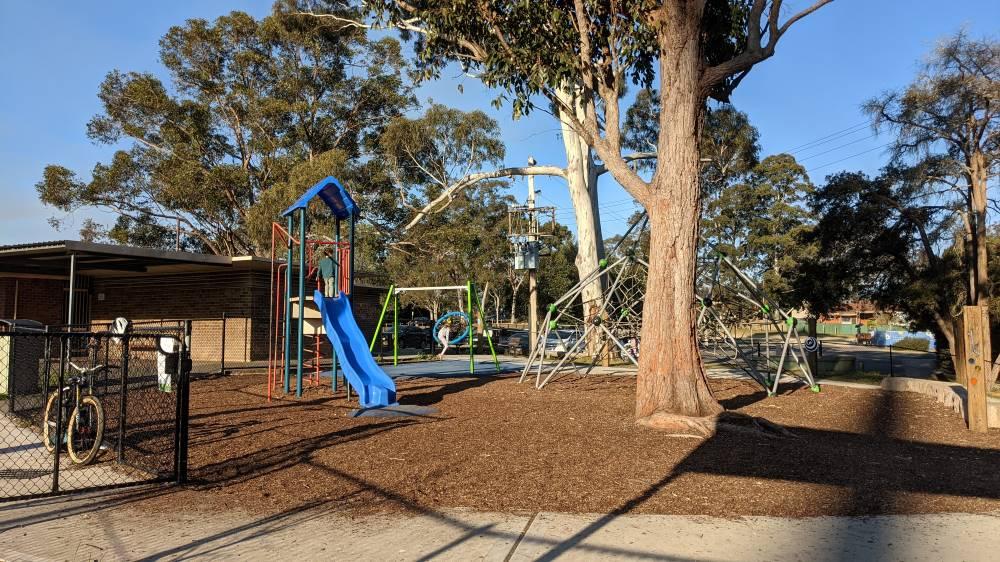 summerhayes park winmalee playground