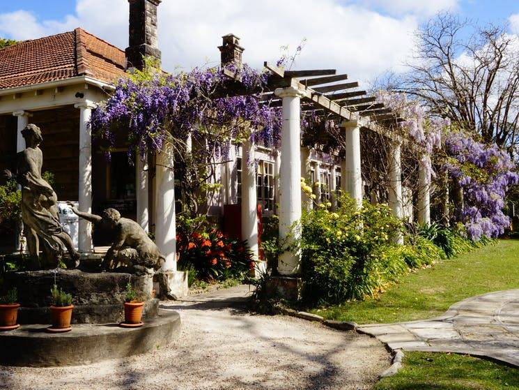 Things To Do In The Blue Mountains  stop by norman lindsay gallery, museum and cafe